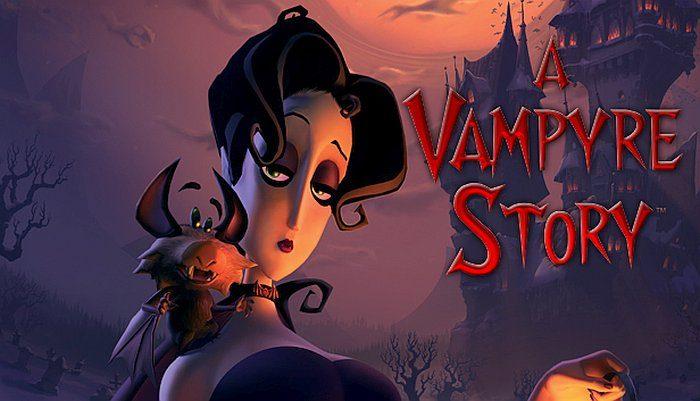 Screenshot vom Spiel A Vampyre Story