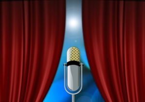 Mikrofon - Comedypreis 2018 - Suesmix