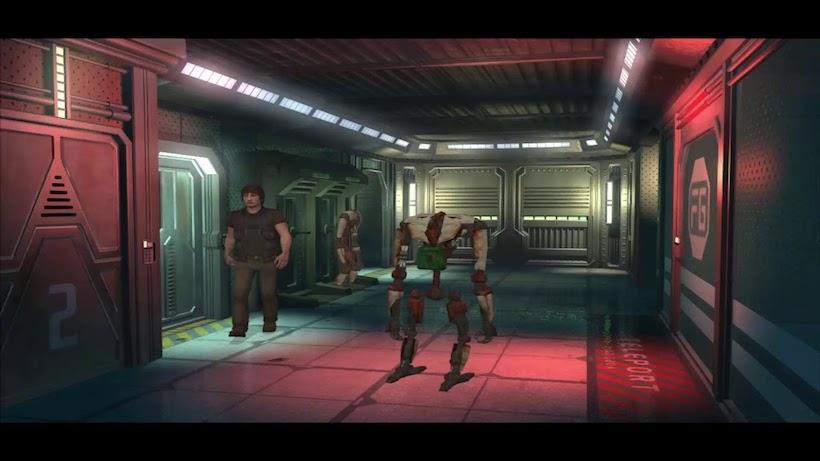Screenshot vom Spiel Reprobates: Insel der Verdammten
