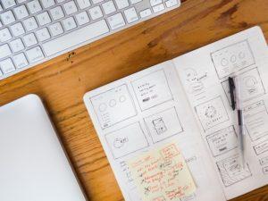 Coole Gadgets für Windows - Skizze für Gadget Anordnung