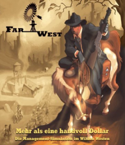 Far West: Aufbau-Strategie-Simulation im Wilden Westen
