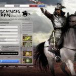 Screenshot vom Spiel Dschingis Khan Online