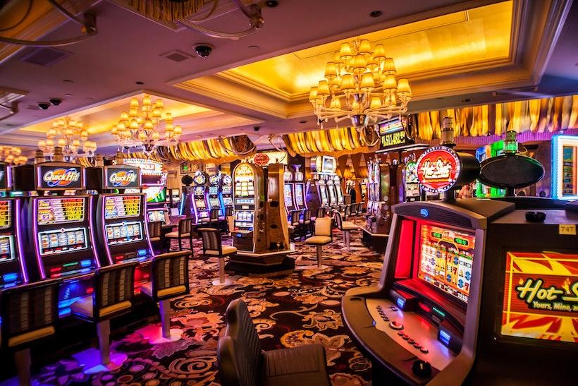 Moderne Spielautomaten im Automatencasino