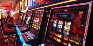 Slot Machines im Spielcasino