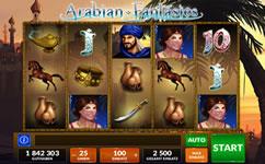 Arabian Fantasies
