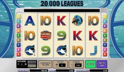 20000 Leagues Screenshot 1