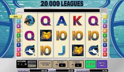 20000 Leagues Screenshot 5