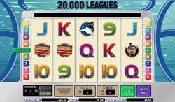 20000 Leagues Screenshot 6