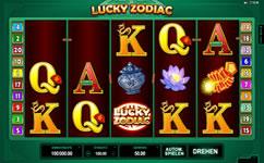 Lucky Zodiac