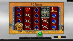 40 Thieves Screenshot 1
