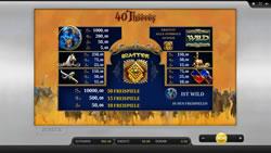 40 Thieves Screenshot 3