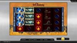 40 Thieves Screenshot 4