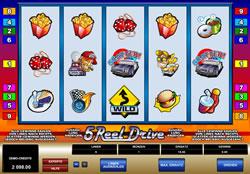 5 Reel Drive Screenshot 1
