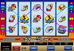 5 Reel Drive Screenshot 10