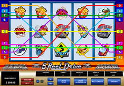 5 Reel Drive Screenshot 2
