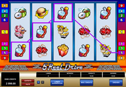 5 Reel Drive Screenshot 4