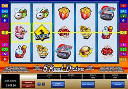 5 Reel Drive Screenshot 5