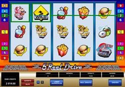 5 Reel Drive Screenshot 7