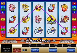 5 Reel Drive Screenshot 8