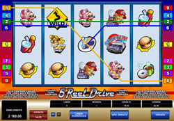 5 Reel Drive Screenshot 9