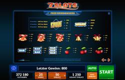 7 Slots Screenshot 2
