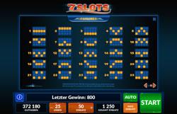 7 Slots Screenshot 3
