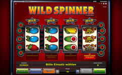 Wild Spinner