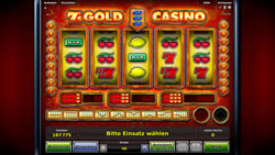 7's Gold Casino Screenshot 1