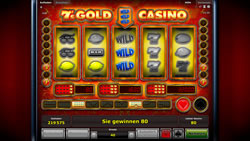 7's Gold Casino Screenshot 12