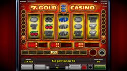 7's Gold Casino Screenshot 14