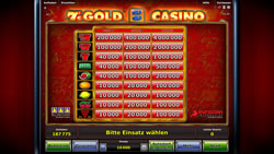 7's Gold Casino Screenshot 3