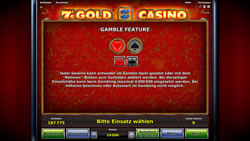 7's Gold Casino Screenshot 5