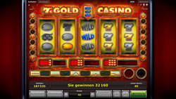 7's Gold Casino Screenshot 9
