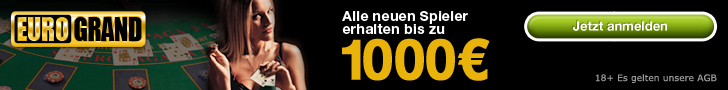 Eurogrand Werbung
