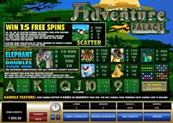 Adventure Palace Screenshot 2