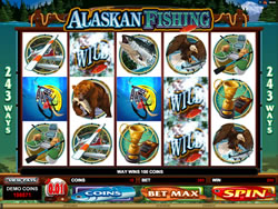 Alaskan Fishing Screenshot 10