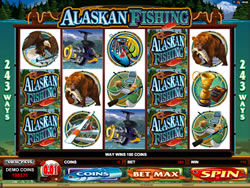 Alaskan Fishing Screenshot 11