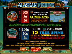 Alaskan Fishing Screenshot 2