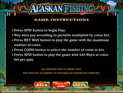Alaskan Fishing Screenshot 5