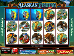 Alaskan Fishing Screenshot 6