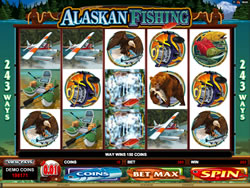 Alaskan Fishing Screenshot 8