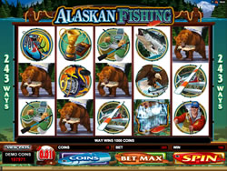 Alaskan Fishing Screenshot 9