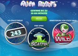 Alien Robots Screenshot 1