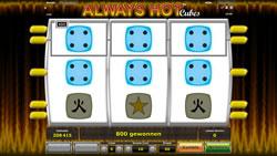 Always Hot Cubes Screenshot 5