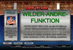 Andre the Giant Screenshot 2