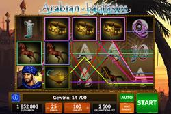 Arabian Fantasies Screenshot 1