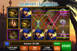 Arabian Fantasies Screenshot 10