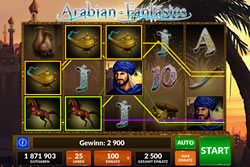 Arabian Fantasies Screenshot 11