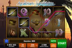 Arabian Fantasies Screenshot 2