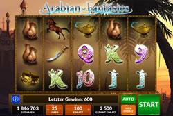 Arabian Fantasies Screenshot 3